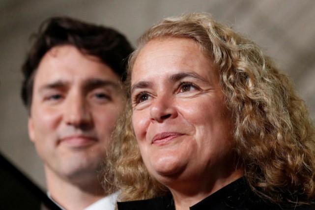 Le 13 juillet dernier, le premier ministre canadien... (PHOTO ARCHIVES REUTERS)