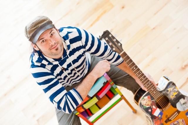 Alexandre Belliard sera en spectacle à Saint-Venant-de-Paquette le... (Imacom: Jessica Garneau)