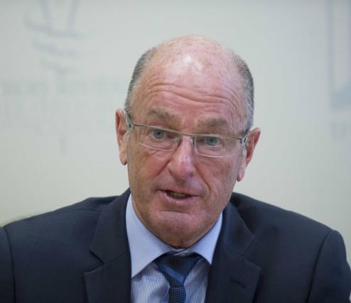 Le maire Yves Lévesque... (Sylvain Mayer)