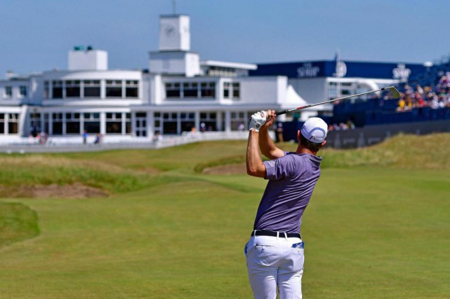 Le club Royal Birkdale est l'un des plus... (Photo Thomas J. Russo, USA TODAY Sports)