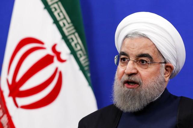 «La République islamique d'Iran respectera toujours ses engagements... (AFP)