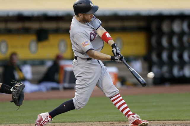 Todd Frazier... (PHOTO BEN MARGOT, ARCHIVES ASSOCIATED PRESS)
