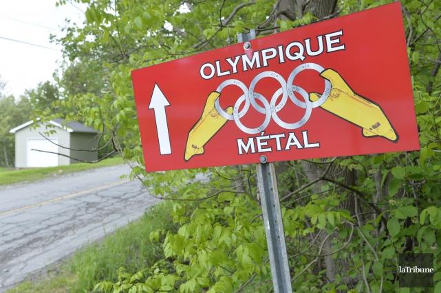 Les biens achetés avec l'argent volé chez Olympique... (Archives La Tribune, Maxime Picard)
