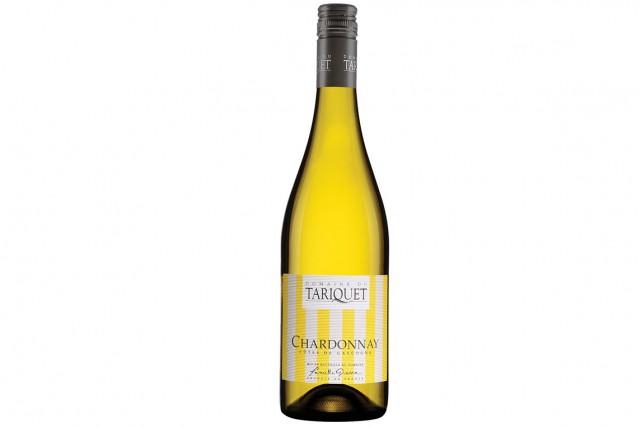 Domaine du Tariquet Chardonnay... (PHOTO FOURNIE PAR LA SAQ)