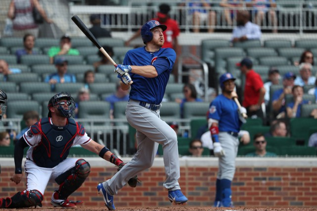 Mike Montgomery a frappé le premier circuit de... (Photo USA TODAY)