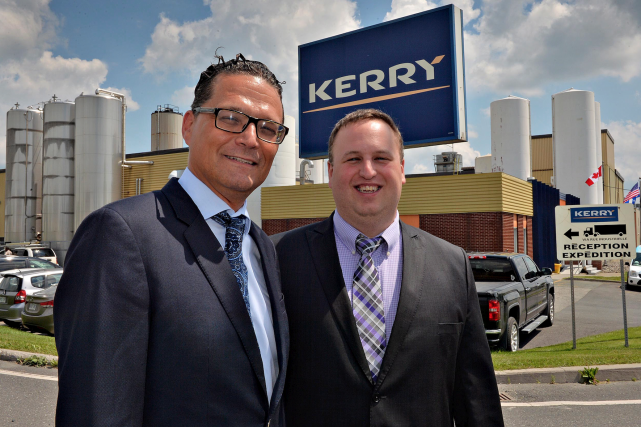 Le vice-président des opérations de Groupe Kerry, André... (Le Soleil, Patrice Laroche)