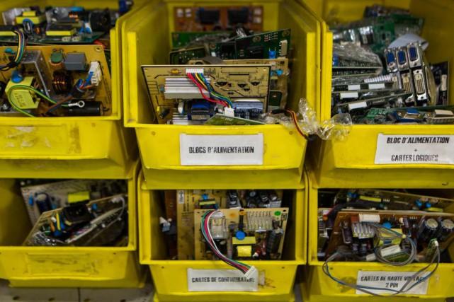 En vertu du projet de règlement, les fabricants... (PHOTO SIMON GIROUX, LA PRESSE)