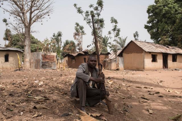 Le sud de l'État de Kaduna est régulièrement... (AFP)