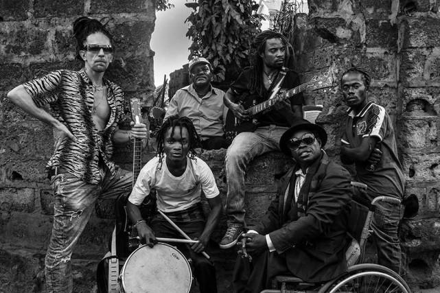 Mbongwana Star sortira prochainement un deuxième album.... (Image fournie par Nuits d'Afrique)