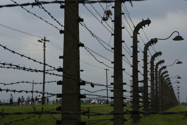 Entre 1940 et début 1945, l'Allemagne nazie a... (PHOTO AP)