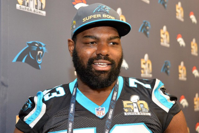 Michael Oher... (PHOTO REUTERS)