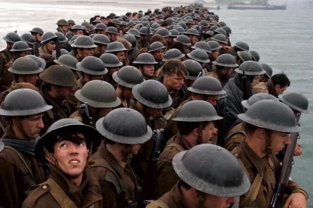 Dunkerque, nouveau film de Christopher Nolan, arrive sur... (Warner Bros)