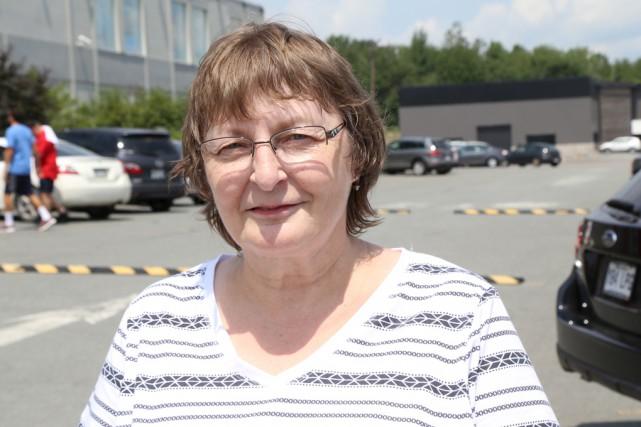 Christine Guilbault a été estomaquée de se faire... (Janick Marois)