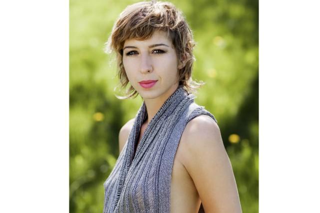 Catherine Major présentera un spectacle en solo à... (Photo courtoisie)