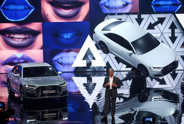 Audi cherche à réduire les émissions toxiques de... (Photo: REUTERS)