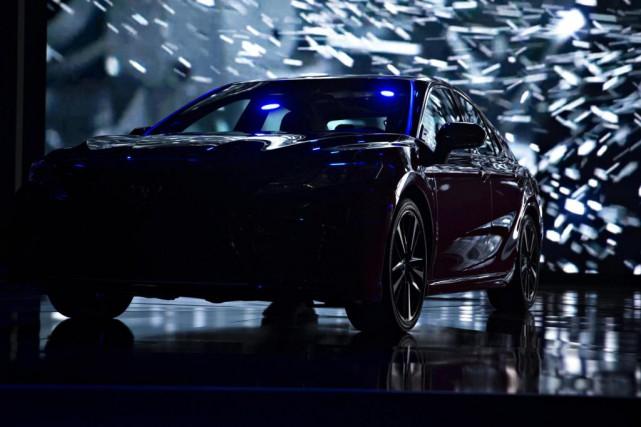 Même si l'automobile est depuis toujours un puissant... (PHOTO : Bloomberg)