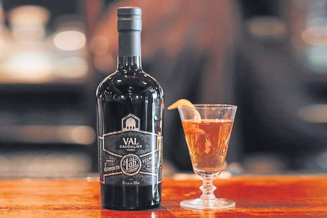 C'est en 2015 que le vignoble Val Caudalies des Cantons-de-l'Est et...