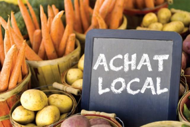 «Achat local», en voilà un terme dont on entend de plus en plus parler au...
