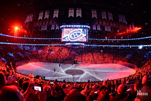 Les détenteurs d'abonnements de saison du Canadien devront... (PHOTO BERNARD BRAULT, ARCHIVES LA PRESSE)