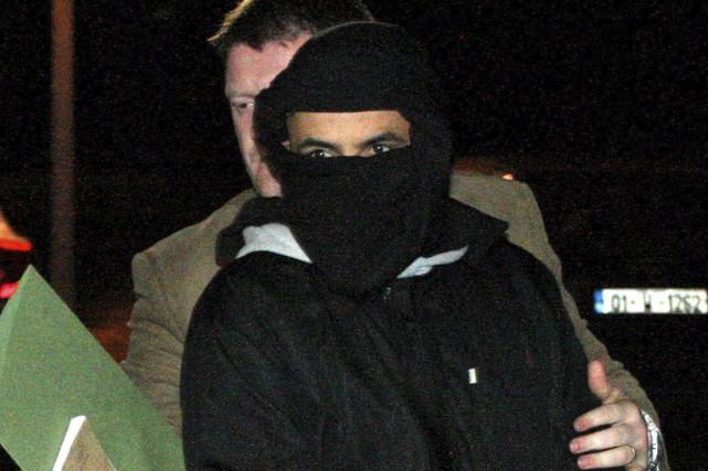 Ali Charaf Damache (52 ans), qui possède la... (Photo AP)