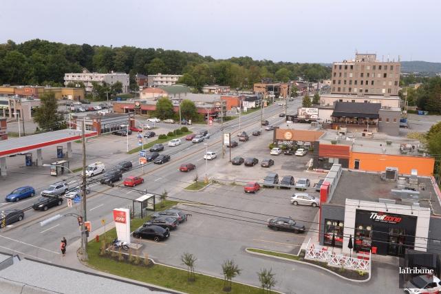 La Ville de Sherbrooke rend disponible la version... (Archives, La Tribune)