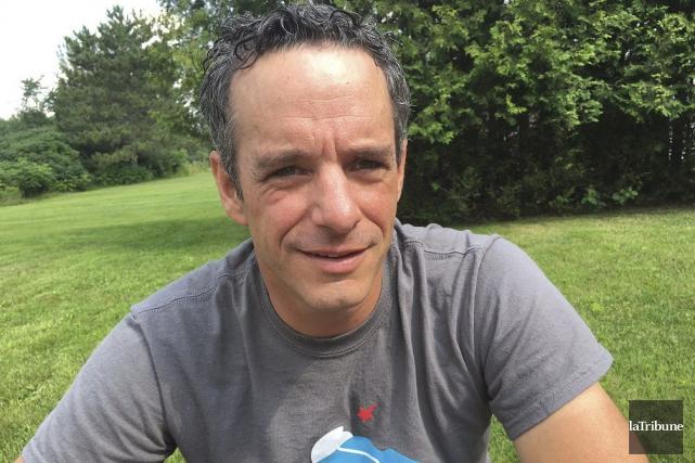 Daniel Poirier troquera son habit d'organisateur pour celui... (La Tribune, Jean-Guy Rancourt)