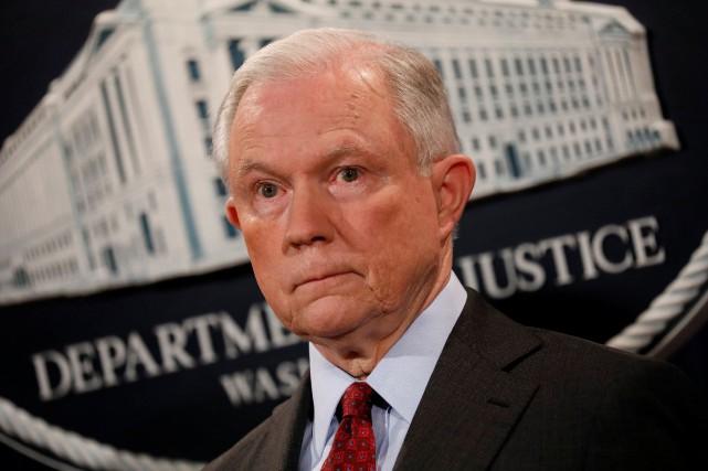 L'actuel procureur général des États-Unis aurait fourni des... (Photo Reuters)