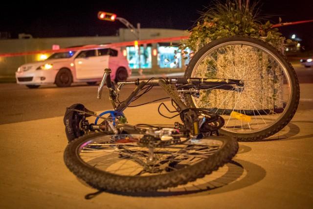 La négligence du cycliste est en cause selon... (Spectre Média: André Vuillemin)