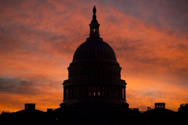Un groupe bipartisan d'élus américains de la Chambre des représentants et du... (Photo d'archives)