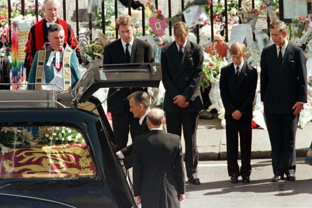 Le prince William avait lui tout juste 15... (Photo Reuters)
