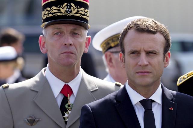 Pour le président Emmanuel Macron, 47% des sondés... (AFP, Arnold JEROCKI)