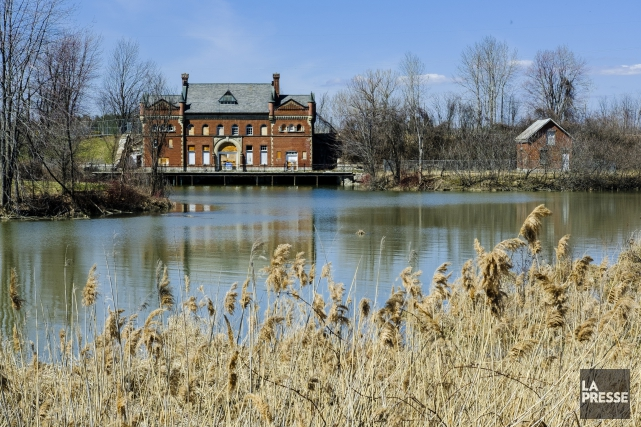 Le canal Soulanges.... (Photo archives La Presse)