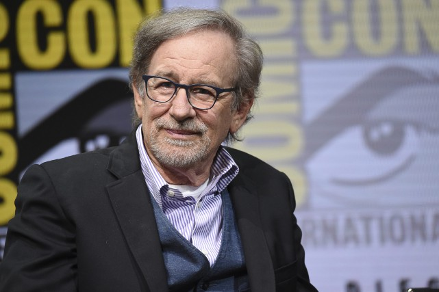 Steven Spielberg... (Photo Richard Shotwell, Invision/AP)