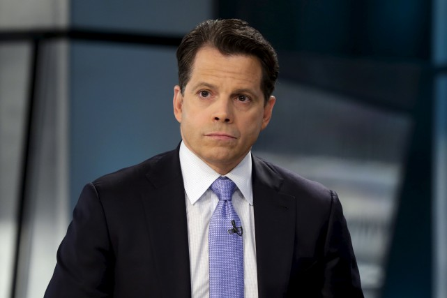 Anthony Scaramucci... (AP, Richard Drew)