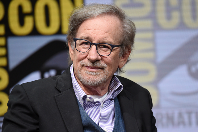 Lors du Comic-Con de San Diego, Steven Spielberg... (AP, Richard Shotwell)