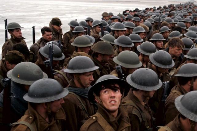 Dunkerque, nouveau film de Christopher Nolan... (Warner Bros)