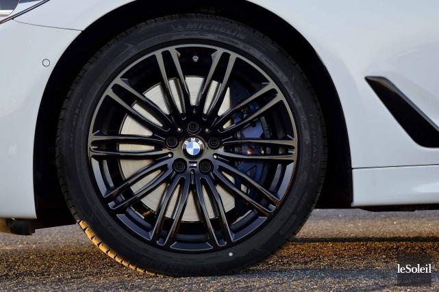 Le constructeur automobile allemand BMW a nié dimanche toute entente avec ses... (Photothèque Le Soleil)