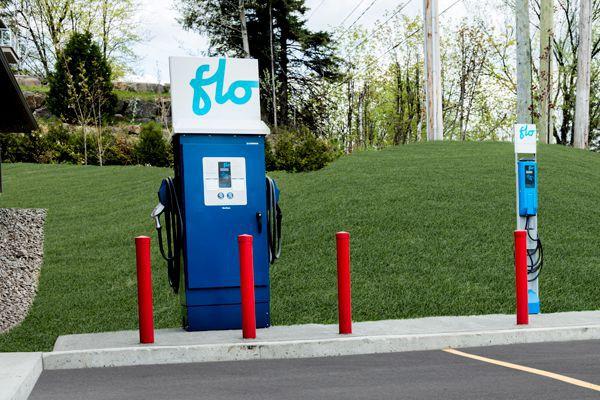 Harnois Groupe Pétrolier s'affaire à compléter l'installation de... (Photo fournie par Flo)