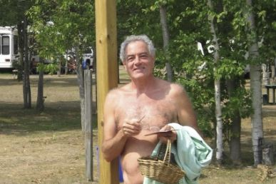 Michel Vaïs, fondateur de la Fédération québécoise de... (Fournie par Michel Vaïs)