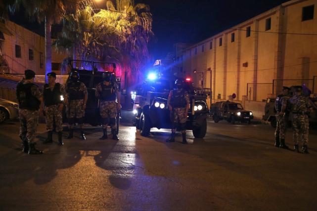 Le ministère des Affaires étrangères d'Israël n'a pas... (AFP, khalil mazraawi)