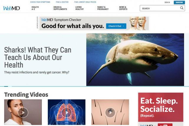 Le site américain WebMD, spécialiste de la santé en ligne, a annoncé lundi son...