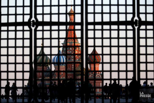 Le ministre russe des Affaires étrangères, Sergeï Lavrov,... (PHOTO MAXIM ZMEYEV, ARCHIVES REUTERS)