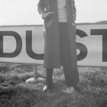 Dust, de Laurel Halo... (Image fournie par Hyperdub)