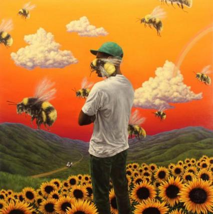 Scum Fuck Flower Boy, de Tyler, The Creator... (Image fournie par Columbia)