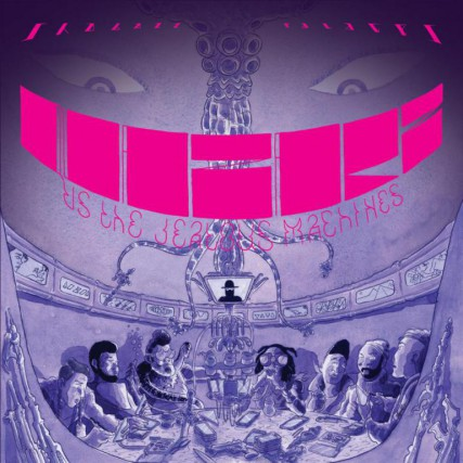 Quazarz: Born on a Gangster Star, de Shabazz Palaces... (Image fournie par Sub Pop)