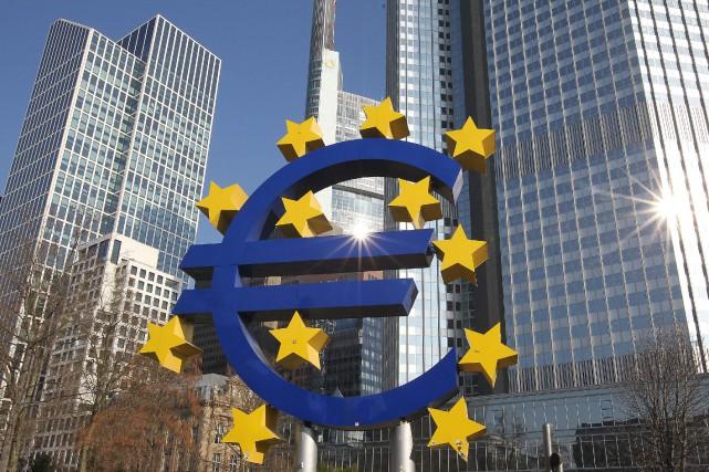 Le FMI prédit une croissance de 1,9% pour... (AFP)