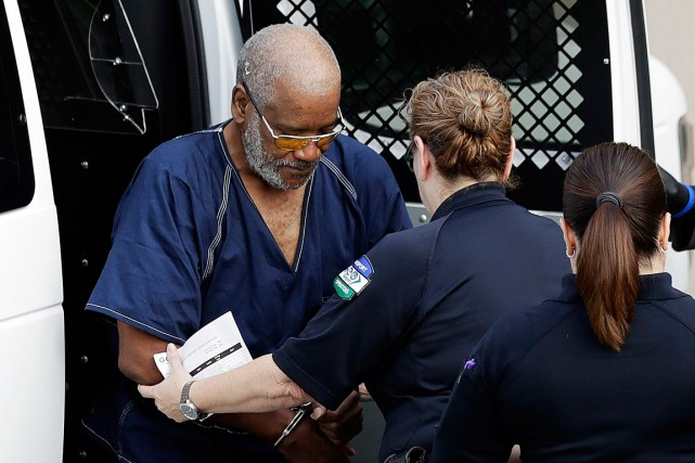 Le conducteur du camion James Mathew Bradley Jr.... (PHOTO ERIC GAY, ASSOCIATED PRESS)