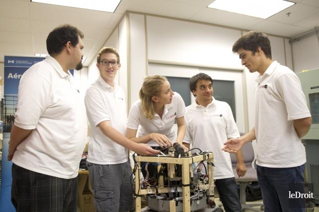 L'équipe de l'université Carleton se penchera sur l'efficacité... (Martin Roy, Le Droit)