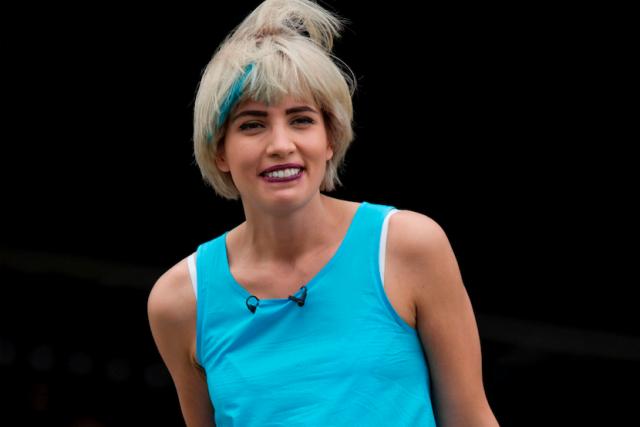 Nadezhda Tolokonnikova... (AFP, OLI SCARFF)