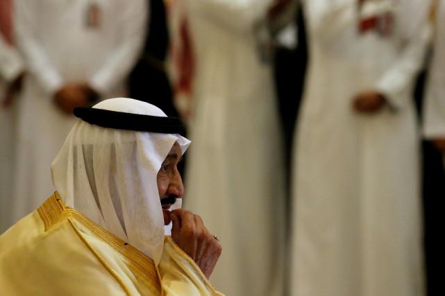 Le sort des 14 Saoudiens dépend désormais du... (REUTERS)